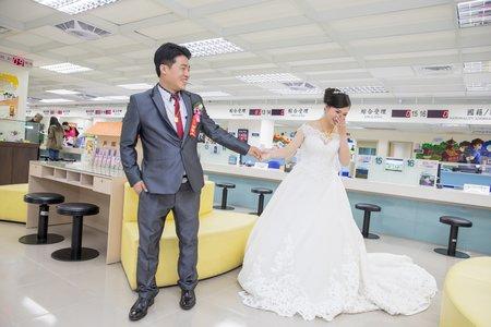 106.11.23 新北婚禮紀錄(淡水富基采儷婚宴會館)