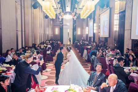 106.11.25 台中婚禮紀錄(梧棲海港城國際宴會餐廳)