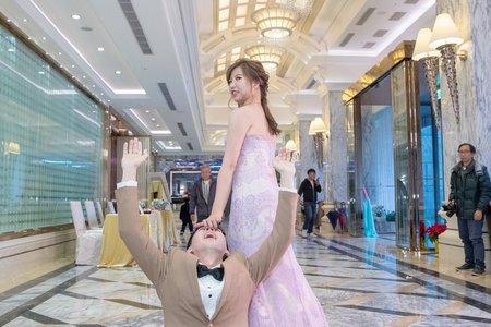 106.12.16 新北婚禮紀錄(汐止寬和宴展館)