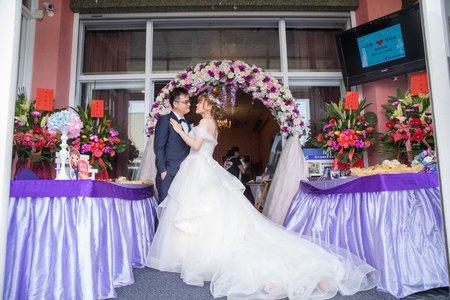 106.12.17 台南婚宴紀錄(蔘天地宴會廳)
