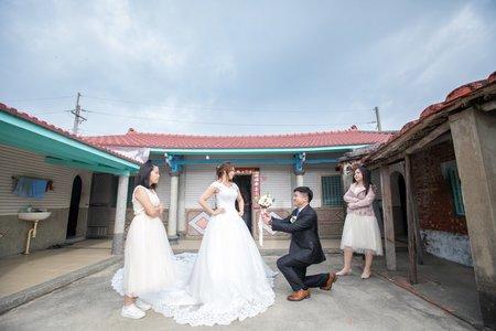 107.01.28 台南婚禮紀錄(東東華平館)