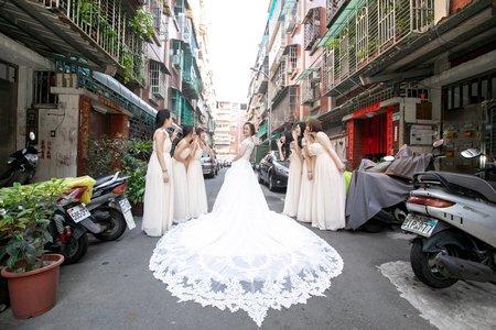 107.05.06 新北婚禮紀錄(中和宸上名品飯店)