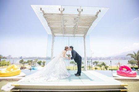 107.05.12 新北婚禮紀錄(八里水灣四季景觀餐廳)