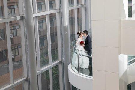 107.09.22 台北婚宴紀錄(徐州路2號庭園會館)