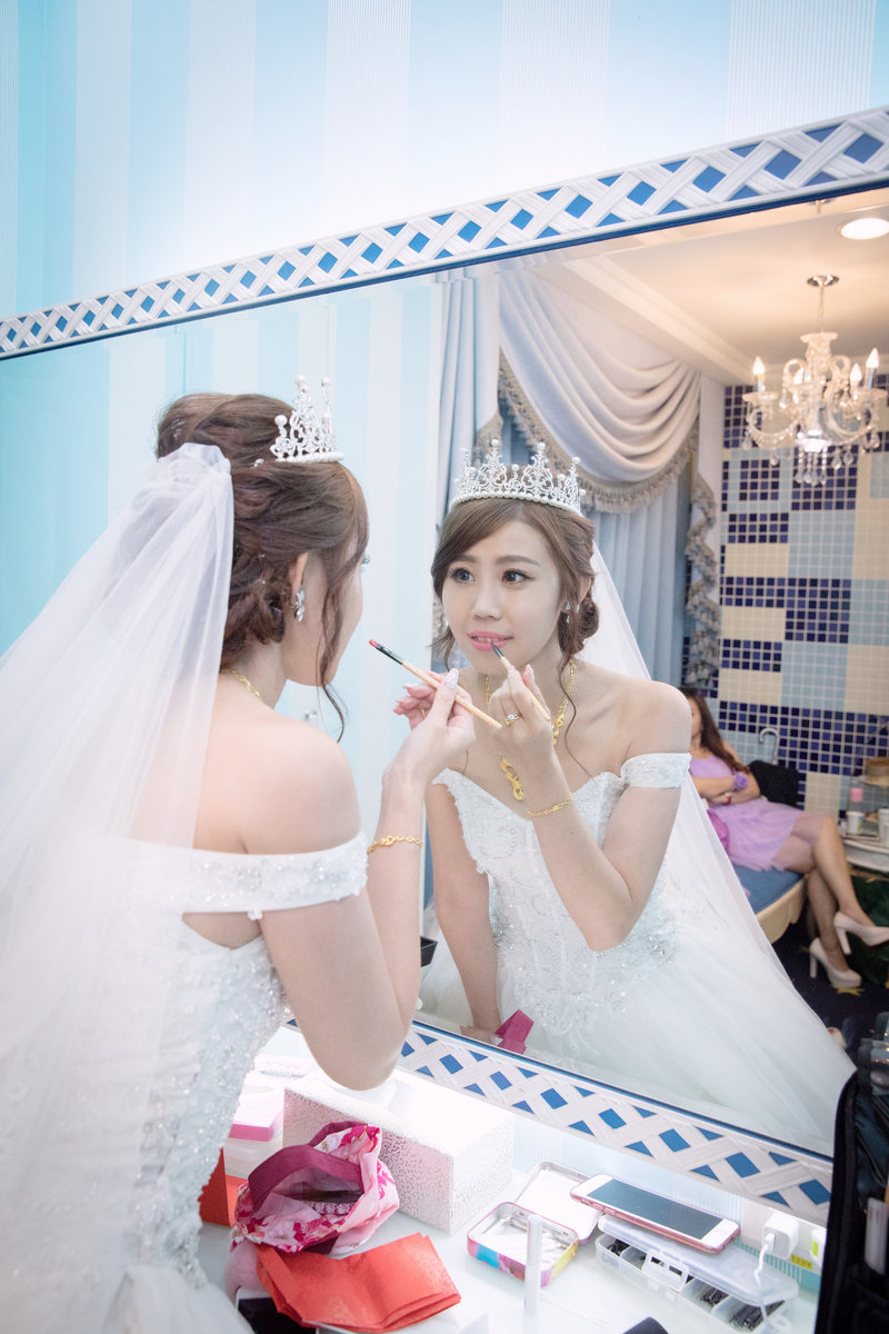 平面婚攝+新娘秘書作品