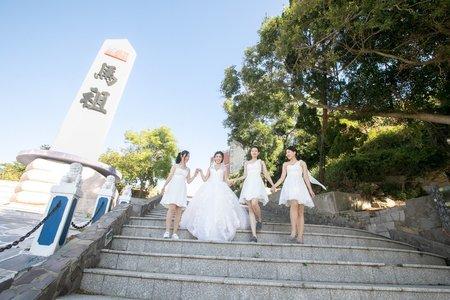 107.10.28 馬祖外島婚禮紀錄(神農居餐廳)