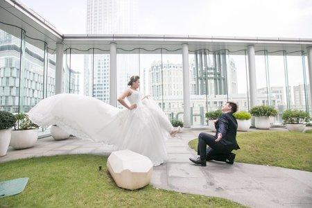 107.10.27 台北婚禮紀錄(寒舍艾麗酒店)