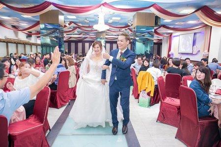 107.12.02 高雄婚禮紀錄(三姐妹海鮮餐廳(西岸會館))