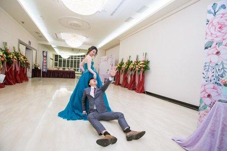 108.02.23 台南婚禮紀錄(情定情宴城堡)