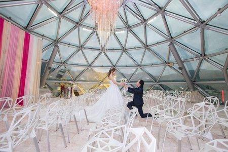 108.03.23 台北婚禮紀錄(大直典華婚宴會館)