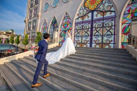 108.04.06 台南婚宴紀錄(情定城堡)