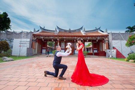 108.06.22 台南婚禮紀錄(濃園滿漢餐廳)