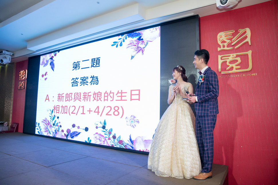 HANK1232 - 蛋拔婚禮攝影《結婚吧》