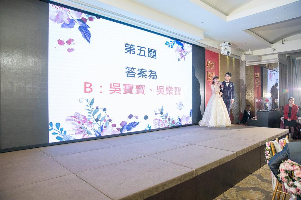 HANK1247 - 蛋拔婚禮攝影《結婚吧》