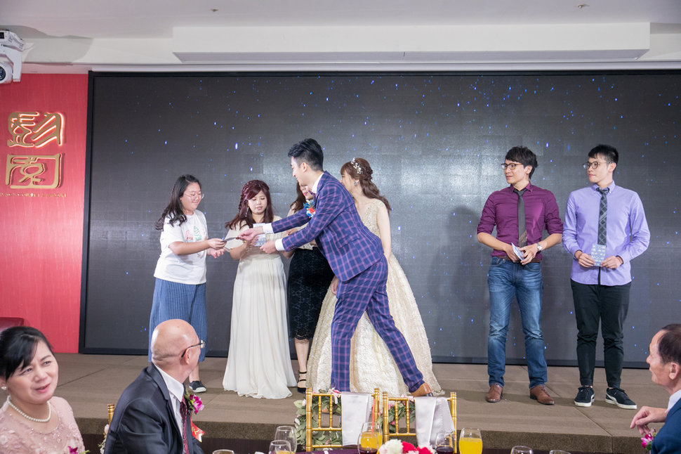 HANK1252 - 蛋拔婚禮攝影《結婚吧》
