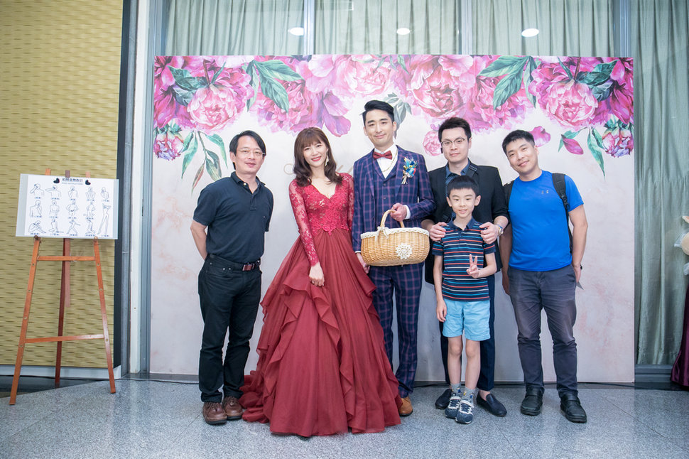 HANK1346 - 蛋拔婚禮攝影《結婚吧》
