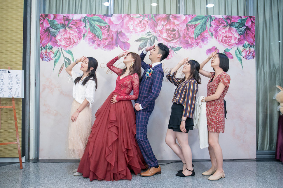 HANK1392 - 蛋拔婚禮攝影《結婚吧》