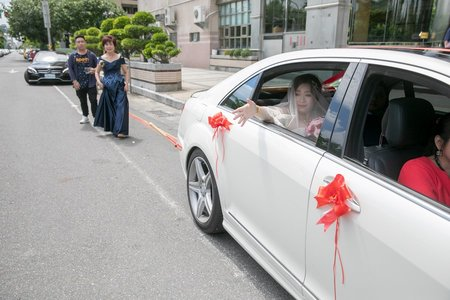 108.07.28 台南婚禮紀錄(富霖餐廳)