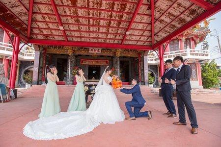 108.10.09 台南婚禮紀錄(自宅迎娶)