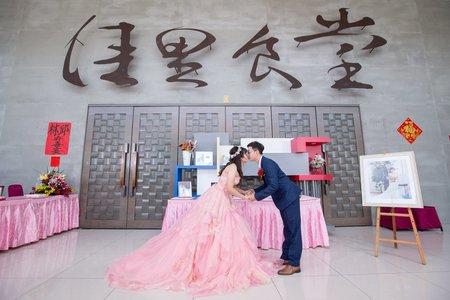 108.10.10 台南婚禮紀錄(佳里食堂)