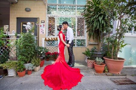 108.11.24 台南婚禮紀錄(金冠餐廳)