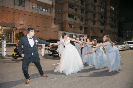 108.12.13 台南婚禮紀錄(迎娶儀式)