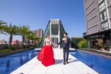 新竹婚禮紀錄(芙洛麗大飯店)