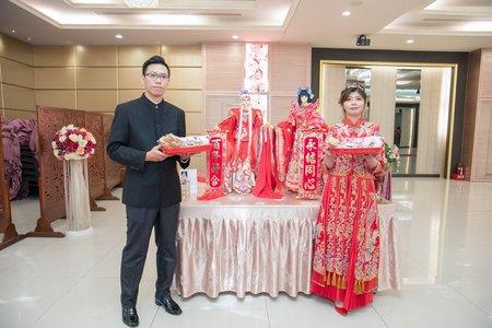 109.05.19 台南婚禮紀錄(台南鴻樓餐廳)