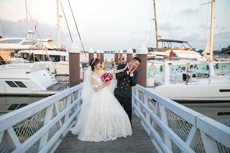 台南婚禮紀錄(玄饌海鮮餐廳)