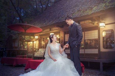 海外婚紗攝影(日本)