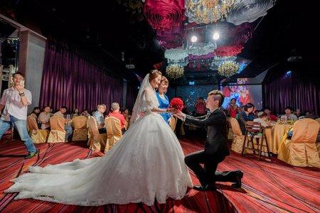 晶宴會館 婚禮紀錄