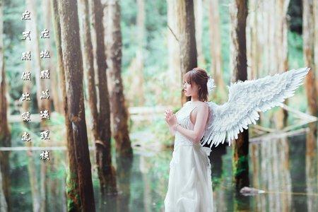 忘憂森林婚紗攝影