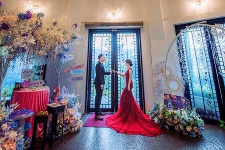 婚禮攝影-青青風車莊園