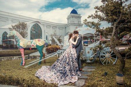 婚禮記錄-花田盛事築夢莊園