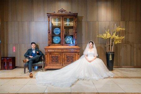 婚禮記錄-桃園瀚品酒店
