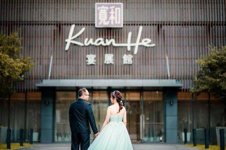 桃園婚攝-婚禮記錄-寬和宴展館