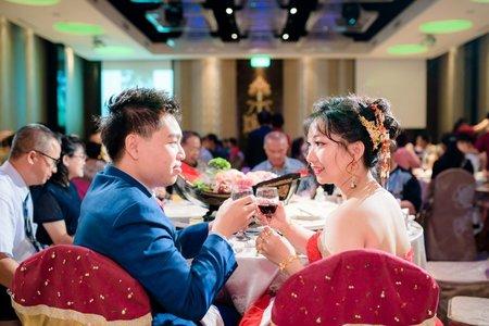 桃園婚攝-婚禮記錄-台中雅園新潮餐廳