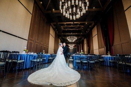 桃園婚攝/婚禮記錄-彭園婚宴會館-八德館