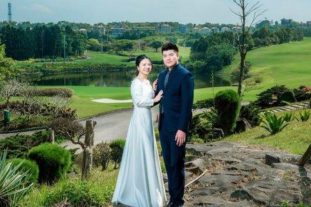 婚禮記錄-揚昇高爾夫球會館