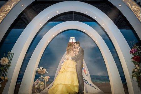 明儒 盈潔 婚禮