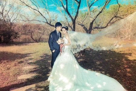 [Spring Lee] 婚禮工作室