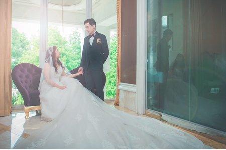 耀群 郁惠  婚禮照片