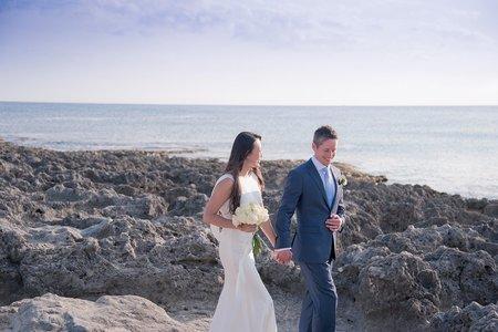 Matthew Walton & Mavis Huang_結婚紀錄