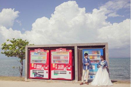 沖繩海外婚紗攝影