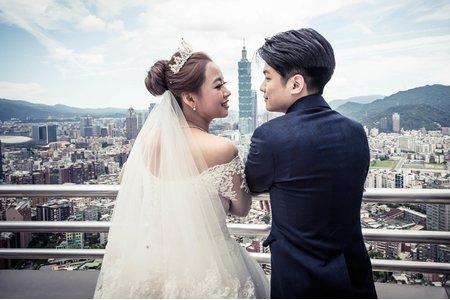 台北_大中&亞芳_結婚
