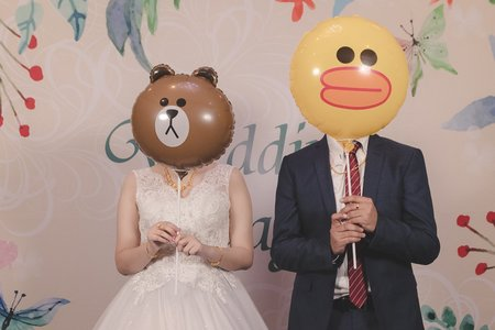 台北_韶韶&小萱_訂婚