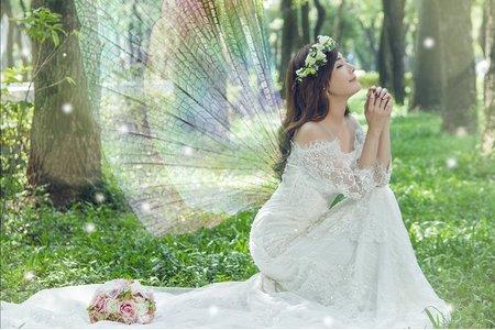 蒼之森~自然風婚紗