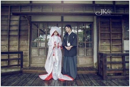 客照分享/白無垢。特色婚紗
