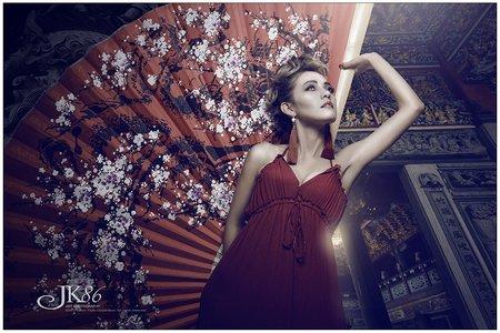 客照分享/歐美雜誌風藝術照