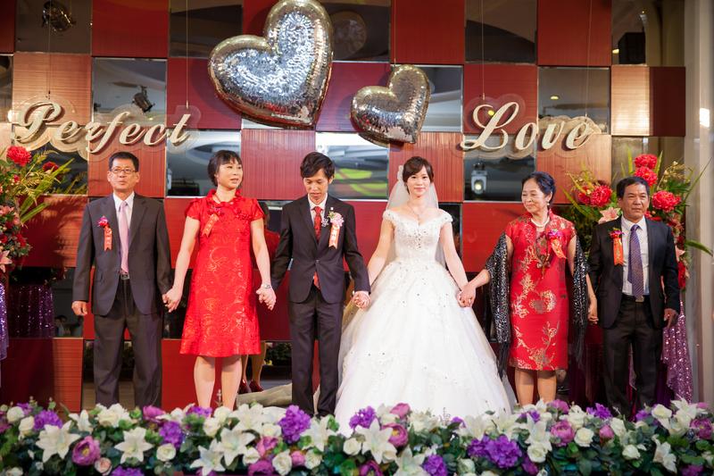 灍府 & 廖府-迎娶+午宴(編號:319157) - Love Story 影像 - 楊企鵝 - 結婚吧